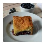 Blueberry Cobbler from The Jersey Shore Cookbook