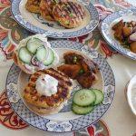 Chicken Tikka Burgers #SundaySupper