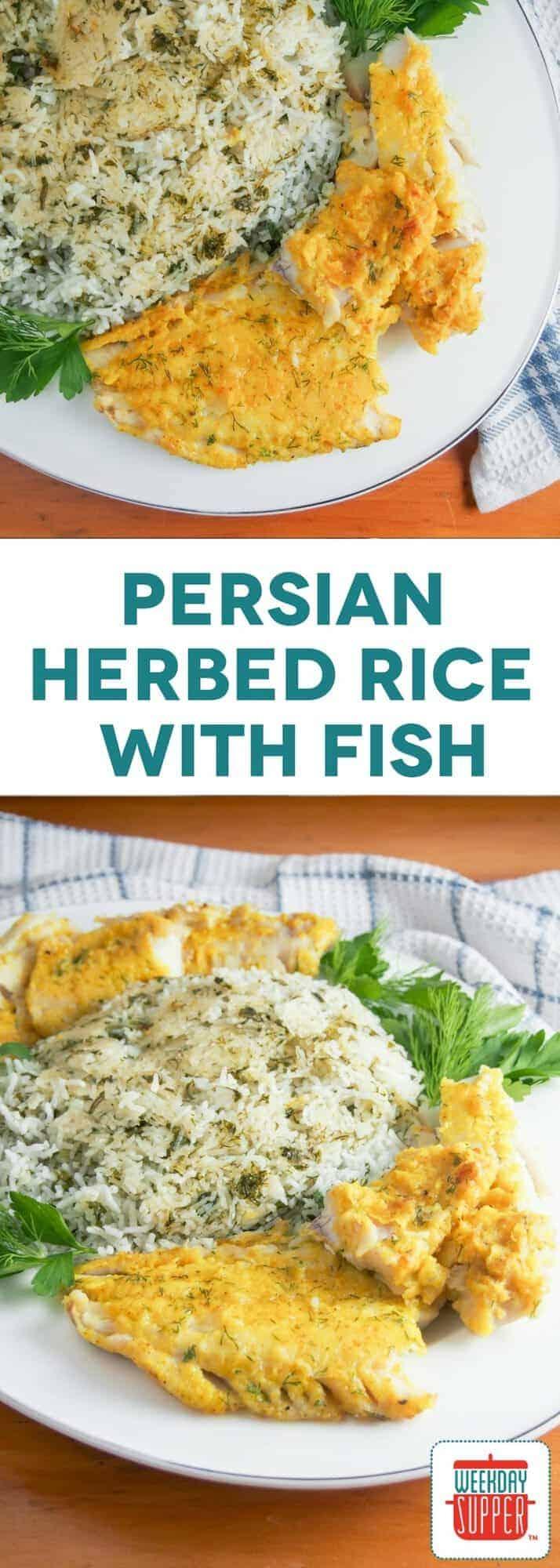 Persian Herb Rice