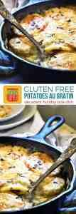 Gluten Free Potatoes Au Gratin on Pinterest