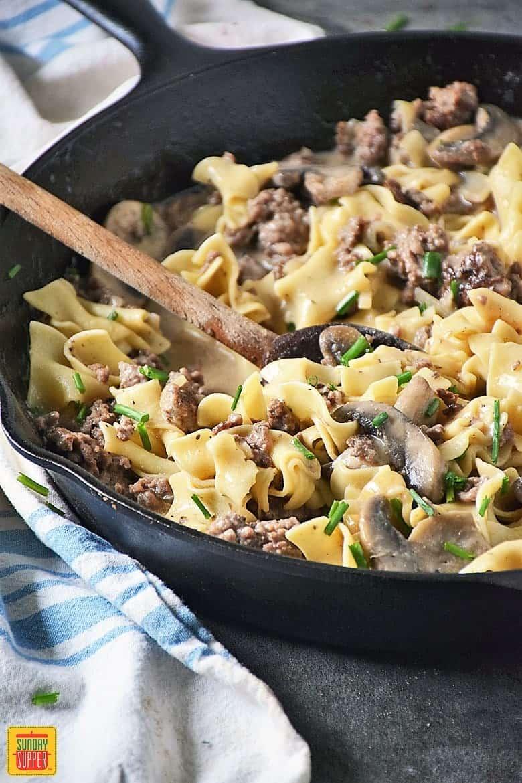 Dinner Ideas Using Ground Beef #SundaySupper
