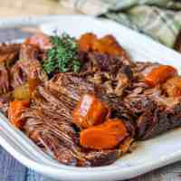 The Best Beef Chuck Roast Recipe