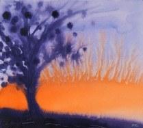 Jonathan Pitts, Twilight Oak, Runnymede no.1, May 2014
