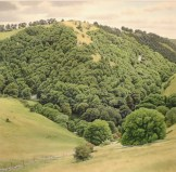 Roger Allen, Wolfscote Dale from Gipsy Hill