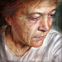 'Artist's Mother', Vincent Brown