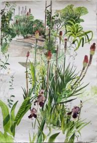Sophie Charalambous, Boat Club Garden, Kings Cross - £1750
