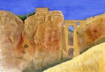 Henry Hagger, Puente Nuevo, Ronda