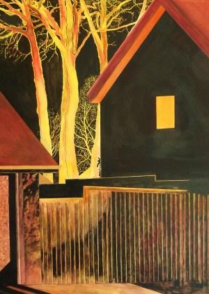 Teresa Lawler, Midnight in Acid Surburbia - £1400
