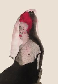 Sarah Nabarro, Veiled apparition