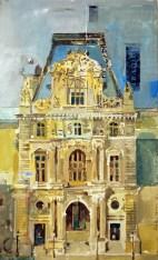 Stuart Robertson, Louvre Ticket - £600