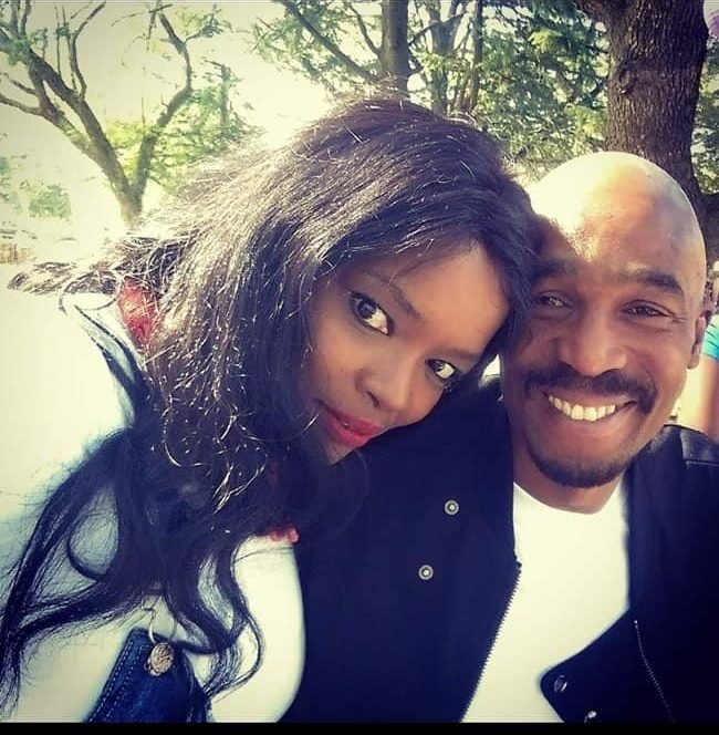 Kuli Roberts shares her memories of Bob Mabena
