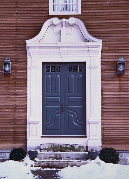 Authentic Colonial Doorways  Period Authentic Connecticut Colonials