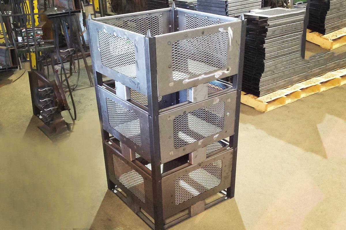Sunderman-Material Handling Racks