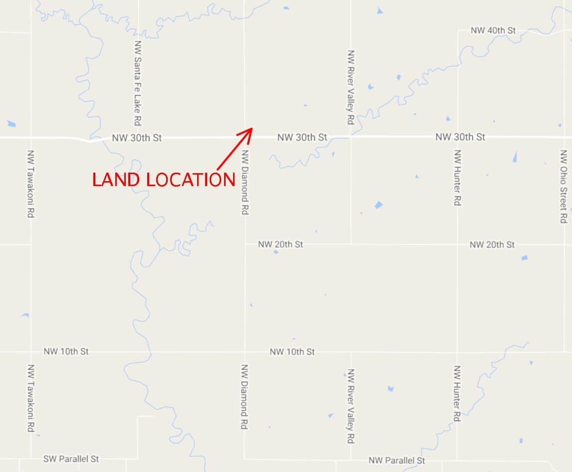 Butler County Kansas Land For Sale Near Towanda
