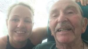 Line Gade og Parkinsonsyg far
