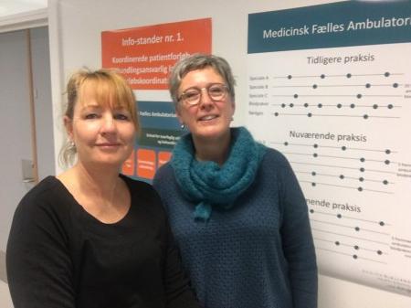 #6 Sundhedsvisioner: De multisyges ambulatorium. Interview med Anne Jung, organisatorisk leder af ambulatorium for multisyge