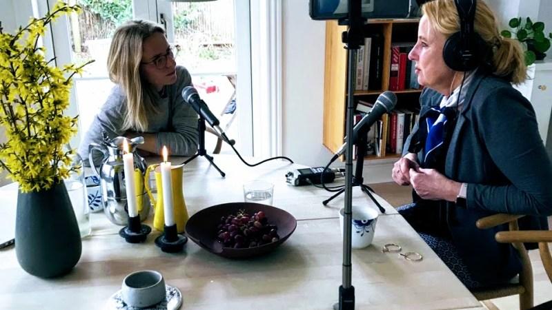 Ny podcast! #30: Lægen der formidler, så danskerne forstår. Interview med Ida Donkin, læge, forfatter, debattør, foredragsholder og podcastvært