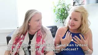 Ny podcast: Større visioner for sundhedsformidling og sundhedsvæsen, tak. Interview med Lisbeth Knudsen, chefredaktør, direktør, debattør