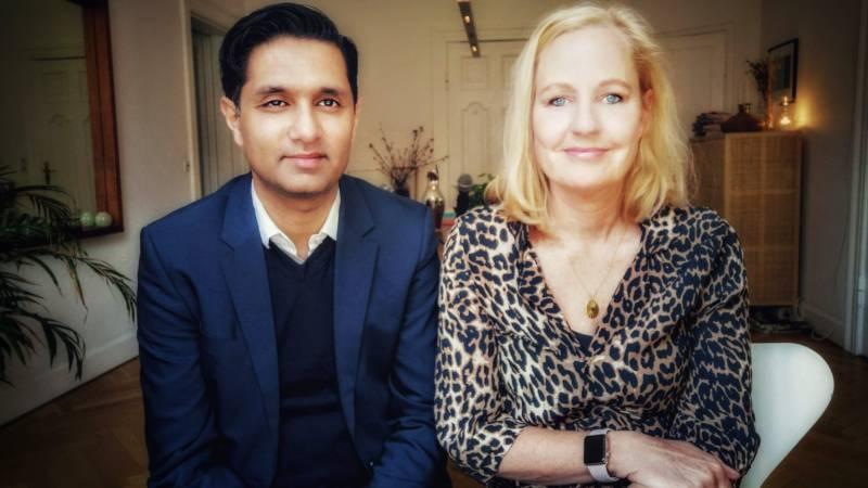 Ny podcast med Imran Rashid: Fra digital doktor til analog trendsetter