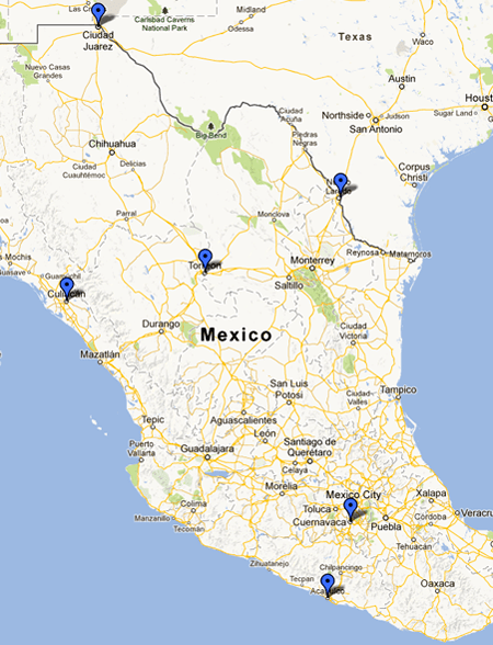 Map courtesy of Google Maps