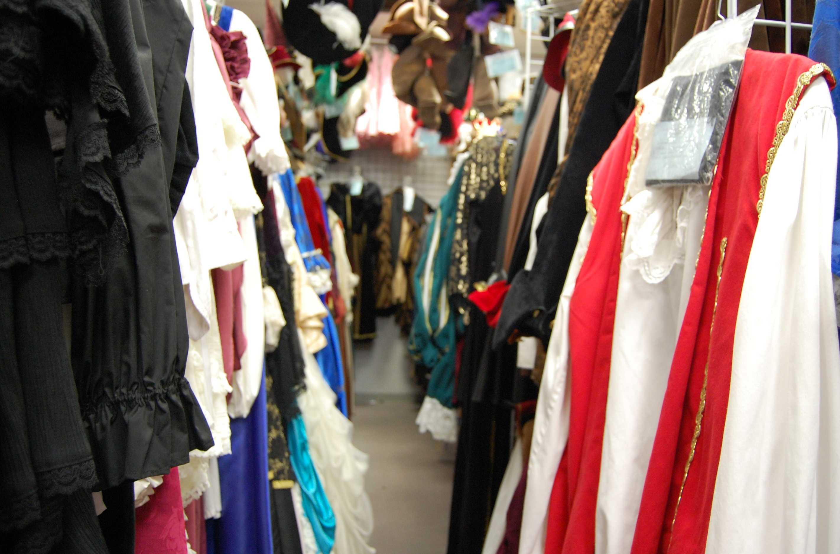 Inexpensive Halloween costume stores | The Sundial