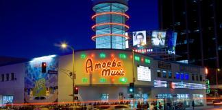 Photo of Amoeba Music Records
