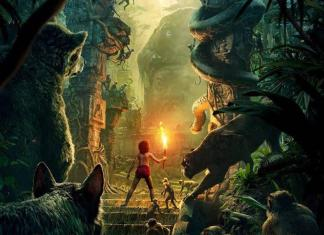 Poster from Disney's The Jungle Book