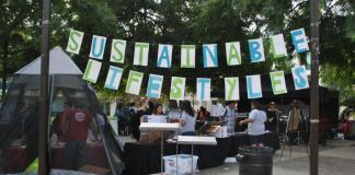 CSUN event for sustainable lifestyle