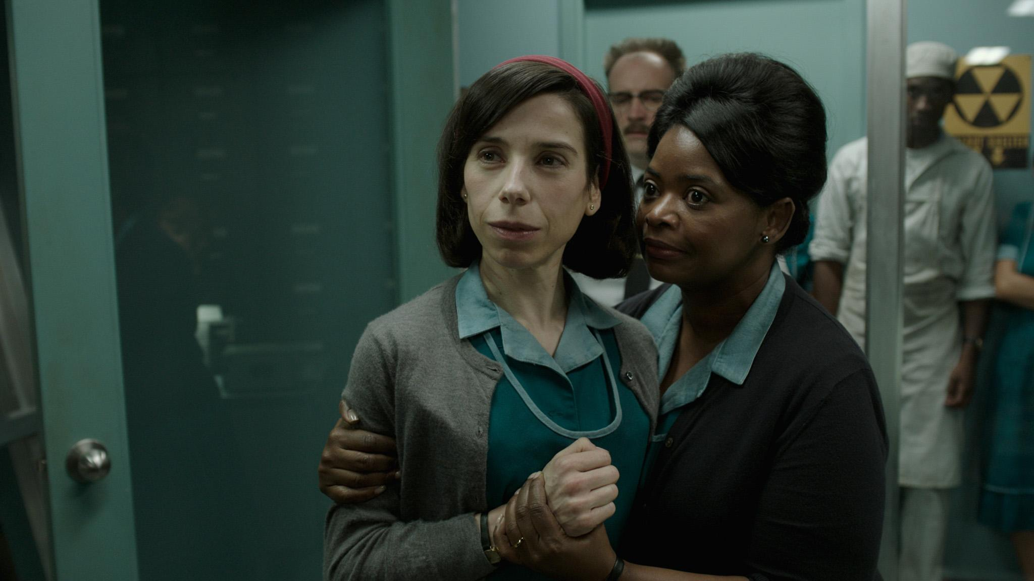 'The Shape of Water' leads race for 2018 Oscars