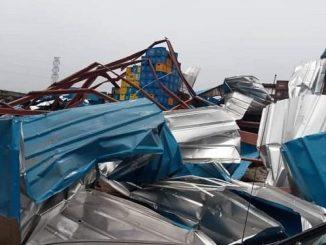 Windstorm kills 2, destroys churches, school in Imo community