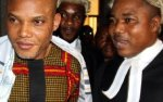 Kanu's lawyer warns security agents not to molest supporters at resumed trial