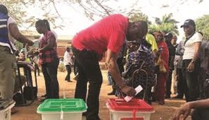 Ogun PDP struggling to reclaim lost grounds with council poll