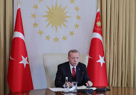 Turkish president says to expand trade with African countries