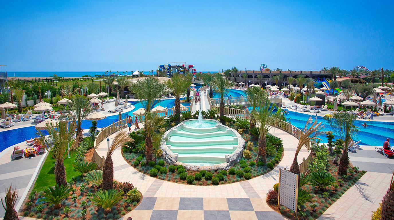 Hotel Royal Holiday Palace - Tyrkiets Sydkyst Tyrkiet