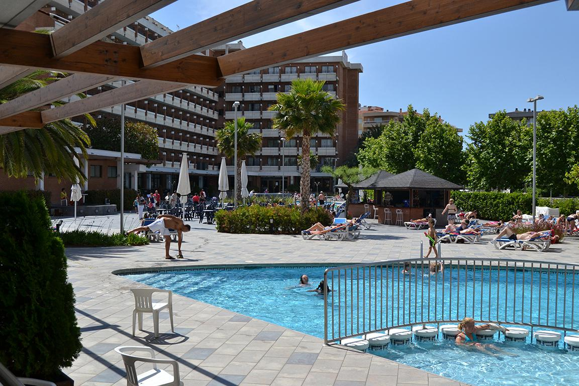 Hotel California Garden In Costa Dorada Spanje