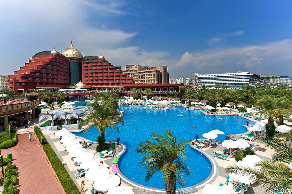 Hotel Delphin Palace - Trkische Riviera Trkei Sunweb