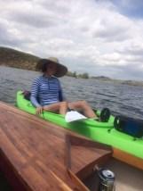 Kayaking Molly