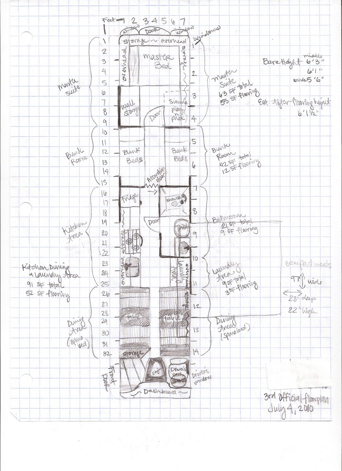 Step 5 Floor Plans Amp Interior Design