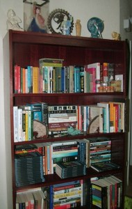 TA Bookshelf - Fiction