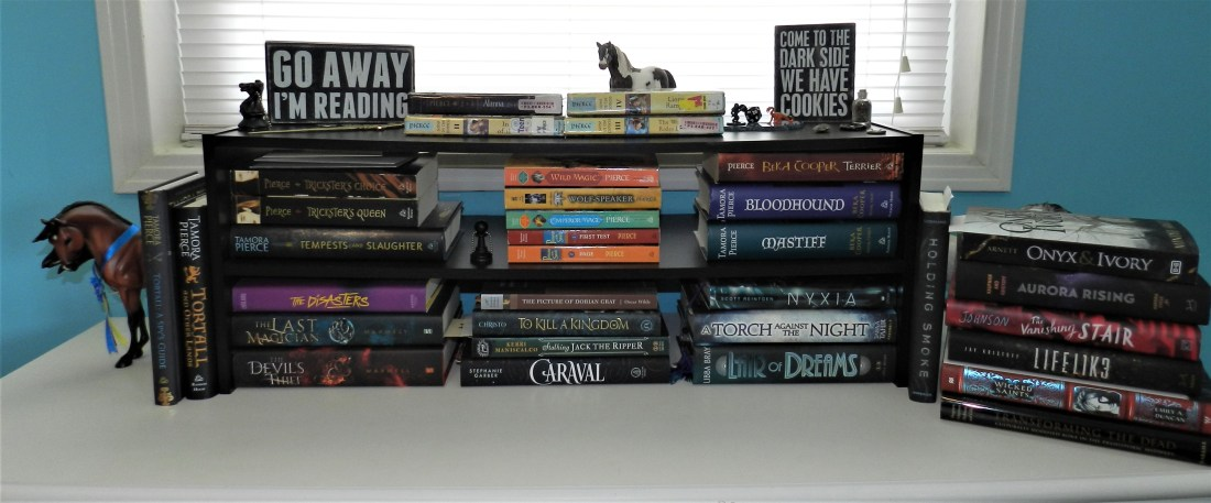 Megan Short Bookcase