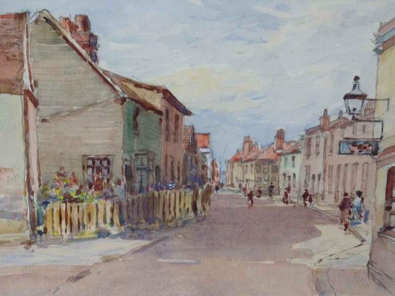 Leigh-on-Sea, GW Collins
