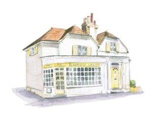 Sundridge Gallery Illustration