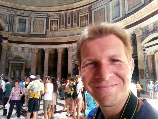 Gareth-Rome-Pantheon