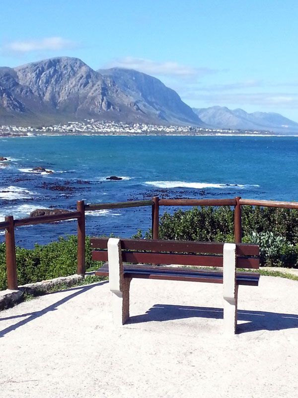 Hermanus-Bench