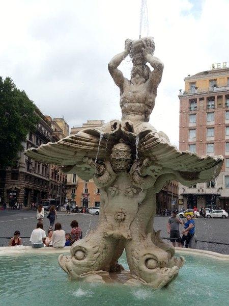 Triton-Fountain-Rome