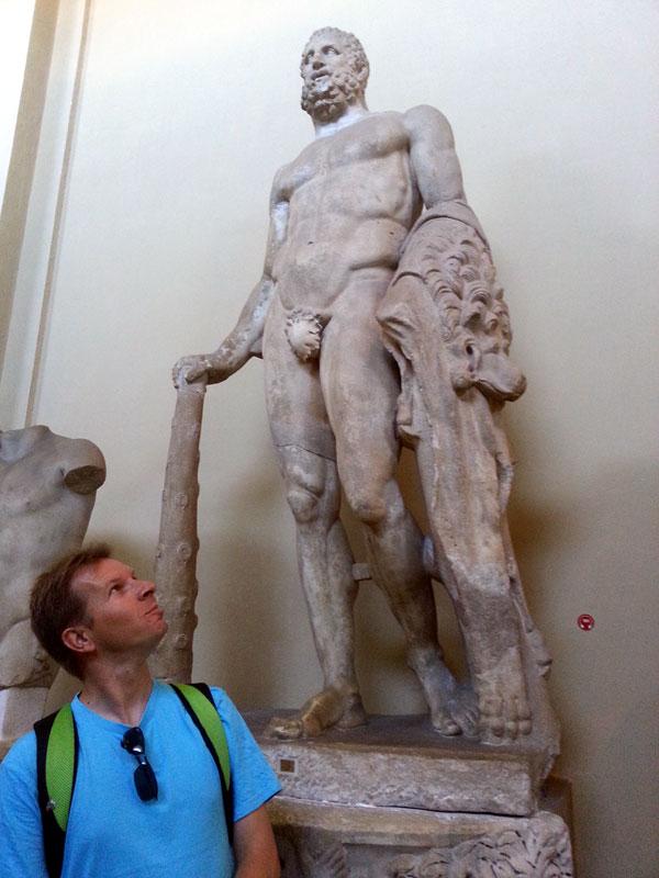 Vatican-Museum-Statue