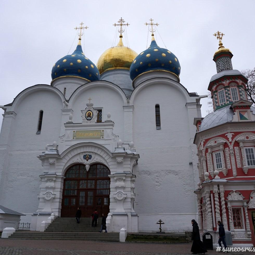 church – 2 頁 – 俄羅斯不不不危險 Suneo's Russia Stories