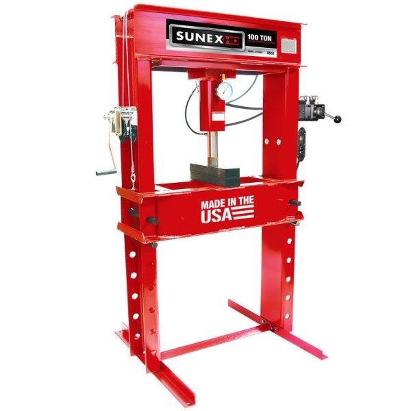 Ton Electric Press Sunex Tools