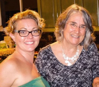 !Kelly and Susan