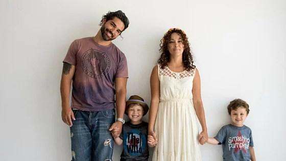 Erika and family